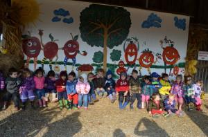 Our Pumpkin Patch trip